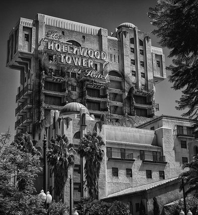 Tower of Terror background music