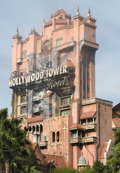 Hollywood Tower Hotel Florida original