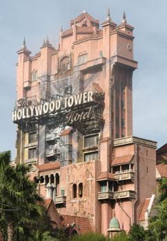 Hollywood Tower Hotel Florida original