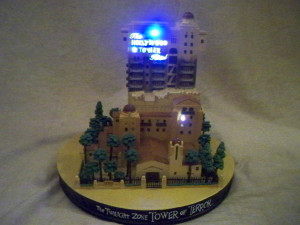 tower of terror big fig replica