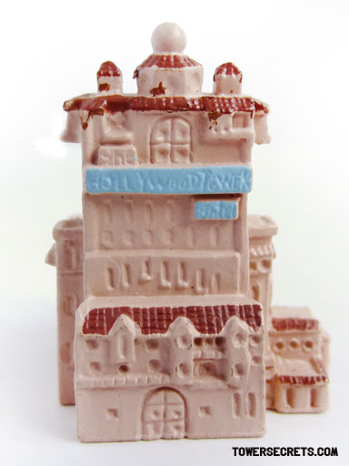 Tower of Terror Disney Collector Packs Miniature front