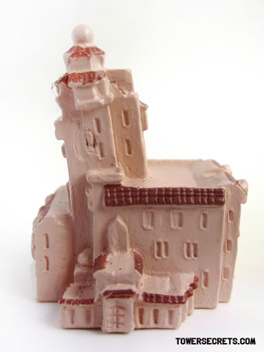 Tower of Terror Disney Collector Packs Miniature left side