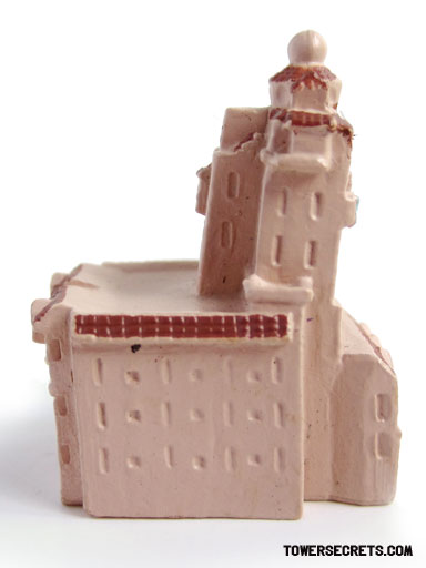 Tower of Terror Disney Collector Packs Miniature right side