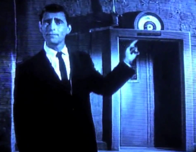 Tower of Terror Rod Serling intro video