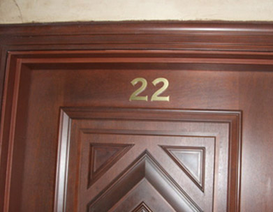 22 Door