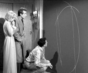 Twilight Zone Little Girl Lost portal
