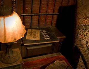 to_serve_man_book_on_shelf